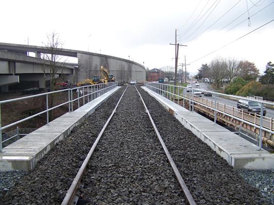 BNSF Railway – Renton, Wash , railroad bridges replacement
