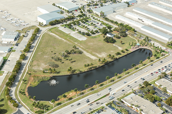 Naples Municipal Airport Taxiway A extension | Hanson ...
