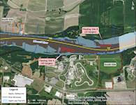The Jefferson City Area Chamber of Commerce chose Hanson, as a subconsultant to Cambridge Systematics Inc., to conduct a port feasibility study associated with the potential establishment of a port authority in central Missouri.