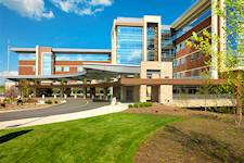 Hanson commissioned the new 359,000-square-foot, 134-bed SSM Health Good Samaritan Hospital in Mount Vernon, Illinois.