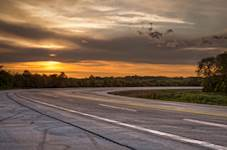 The project was part of a larger plan to extend the relocated U.S. 231 north to U.S. 52 and improve U.S. 231 from Interstate 70 in southwest Indiana to I-65 in northwest Indiana.