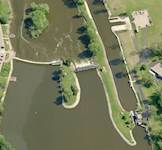 The Stratton Lock and Dam serves as the passageway between the Fox Chain O'Lakes in northern Illinois and the Fox River.