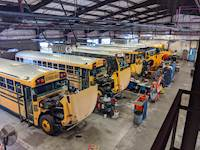 Hanson is providing facility condition assessments of the mechanical equipment at Seminole County Public Schools buildings, including the transportation department facility.