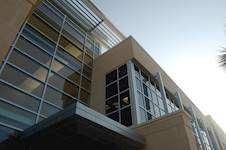The Lake County Judicial Center was designed with sustainable features and energy-efficient systems.