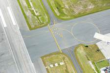 Hanson has completed numerous aviation projects for Valkaria Airport in Brevard County, Fla.