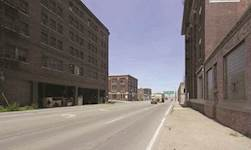 The Washington Street Improvement Project is the first phase of the city of Peoria, Illinois' plans to update its historic Warehouse District to attract people, businesses and development.