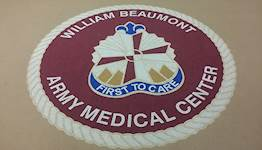 Hanson also provided QA/QC services for assessments at William Beaumont Army Medical Center at Fort Bliss in El Paso, Texas.