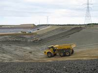 Hanson provided siting, permitting and design services for a coal-combusion byproduct landfill at a power plant site.