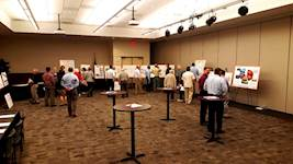 Hanson held several public meetings for the North I-75 Master Plan project.