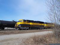 The Alaska Railroad Corp. selected Hanson to provide engineering services for a proposed rail line extension from the south bank of the Chena Floodway near Eielson Air Force Base to Delta Junction, Alaska.