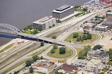 The city of Rock Island, Ill., selected Hanson to conduct a traffic study of the Centennial Bridge that connects Rock Island to Davenport, Iowa.