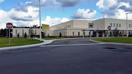 Hanson provided commissioning services for Eagle Creek Elementary School in Orlando.