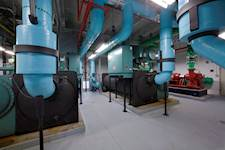 Serving as the Commissioning Authority for the mechanical and electrical systems for this advanced facility, Hanson commissioned the HVAC systems, electrical systems, plumbing, fire alarm and related life safety systems.