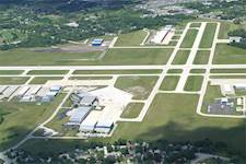 The airport is a vital economic engine for Chicago's North Shore, with its large core of global companies located and headquartered in Lake County, Illinois.