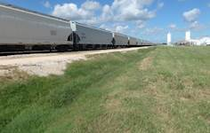 Hanson helped a major Gulf Coast chemical company increase its production capabilities by expanding its storage-in-transit yard
