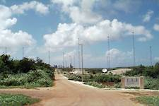 This is one of several transmitter sites in Tinian.