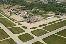 Hanson evaluated proposed energy conservation measures including HVAC upgrades, water conservation measures and a new building automation system for Abraham Lincoln Capital Airport's main terminal building.
