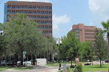 Hanson provided retro-commissioning services at the Zora Neale Hurston Building in downtown Orlando, Florida. The building consists of two towers and an adjacent Florida Department of Law Enforcement building.