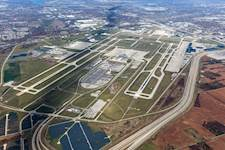 Serving more than 8.5 million customers a year, the Indianapolis International Airport accommodates more than 10 airlines and is the ninth largest cargo airport in the United States.