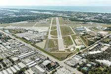Hanson helped the Naples Municipal Airport plan and design an extension to its Taxiway A.